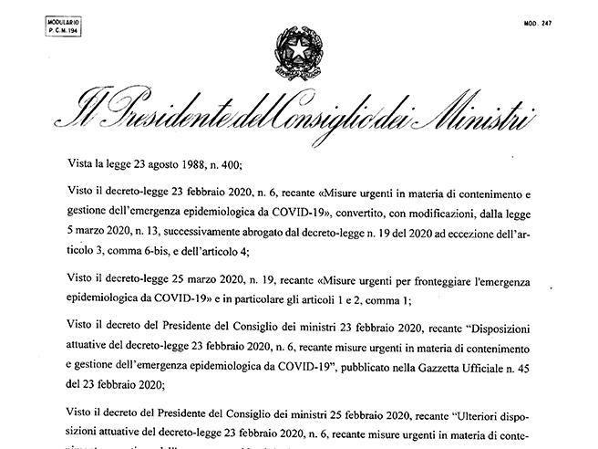 COVID 19, L'ULTIMO DECRETO LIQUIDITA'