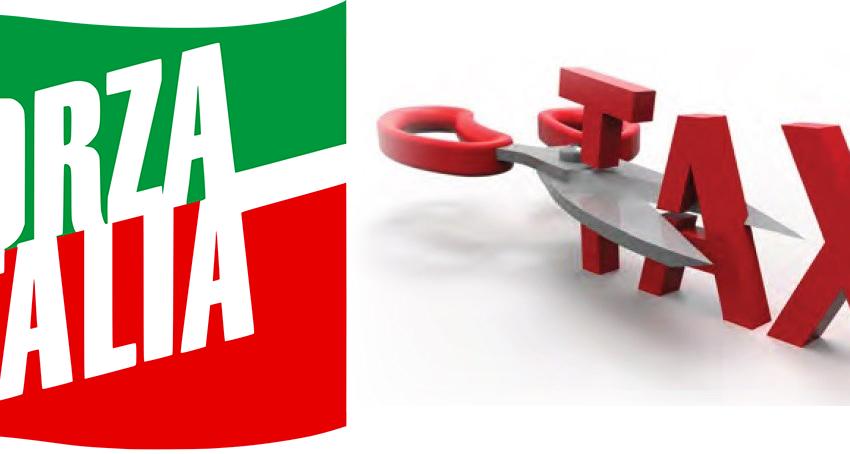 FORZA ITALIA POTENZA: ESENZIONE TARIC PER LE ATTIVTA' PRODUTTIVE