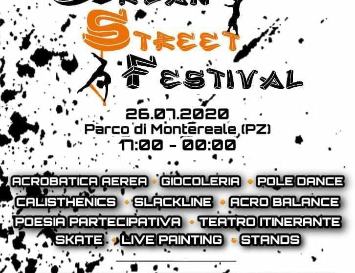 ECCO IL PRIMO URBAN STREET FESTIVAL A POTENZA