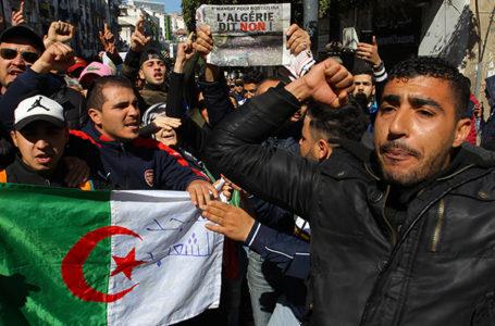 LA SITUAZIONE ALGERINA DEL POST BOUTEFLIKA (1 parte)
