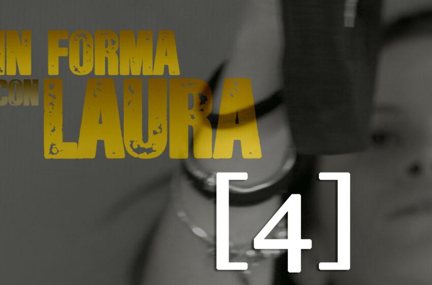 In Forma Con Laura – 4° Puntata: Dorsali & Tricipiti