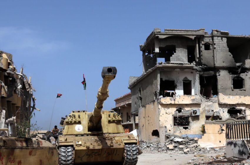LIBIA, NUOVA(MENTE) PROVINCIA USA?