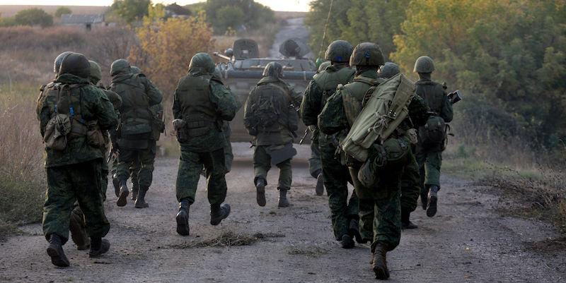 RUSSIA ED UCRAINA: DAL 2014 NEL MIRINO DEI DEM USA