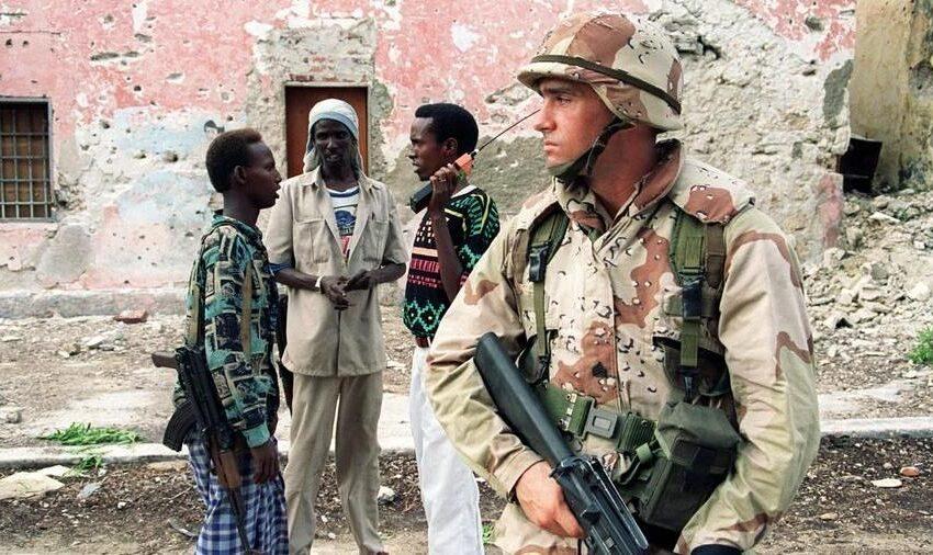 RITIRATA USA: VIA I SOLDATI DALLA SOMALIA