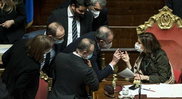 IL GOVERNO: DA CEPPALONI A CIAMPOLILLO