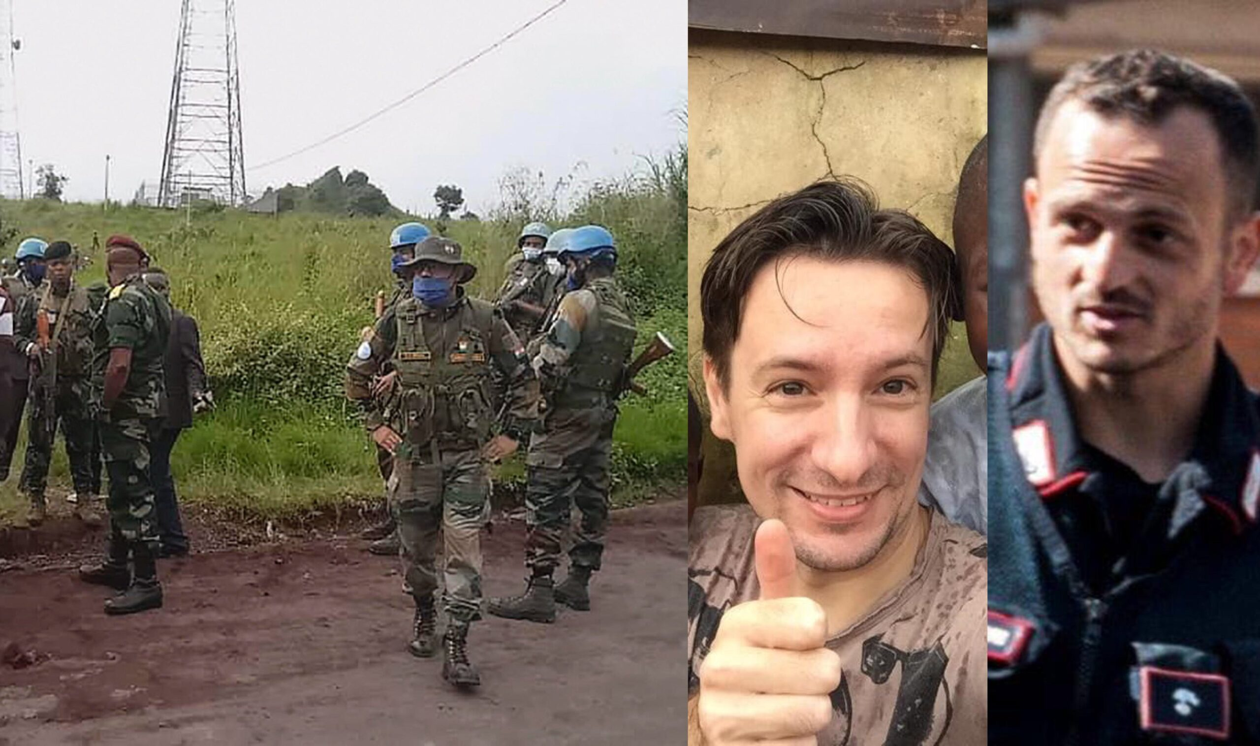 VILE ASSASSINIO IN CONGO