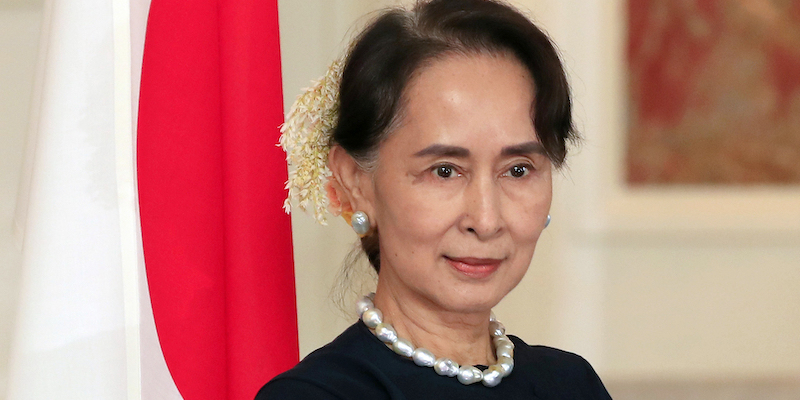 GOLPE IN MYANMAR