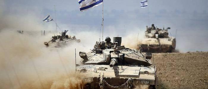 IL FUOCO ISRAELIANO E LO SCUDO RUSSO