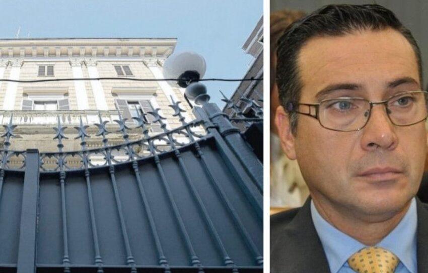 L'ITALIA: IL RING DELLE SPIE